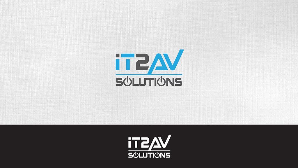 Konkurrenceindlæg #                                        12                                      for                                         Logo Design for IT company
