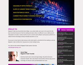nº 1 pour Website Design for Magenta Trader par tania06