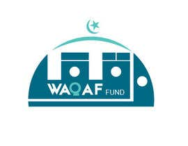 #36 para Design an Arabic Text Logo for  WAQF por dsignfactorybd