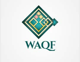 #24 para Design an Arabic Text Logo for  WAQF por HamDES