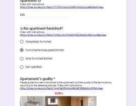 #37 for Data Entry Apartment Website af NadiaSpada