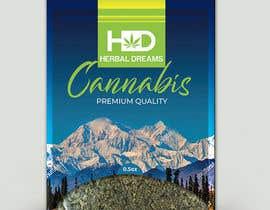 #14 untuk print ready artwork for cannabis packaging oleh ssandaruwan84
