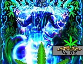 #5 untuk print ready artwork for cannabis packaging oleh unsoftmanbox