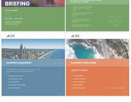 #59 for Design/branding of Australia's Environment report by KreateKat