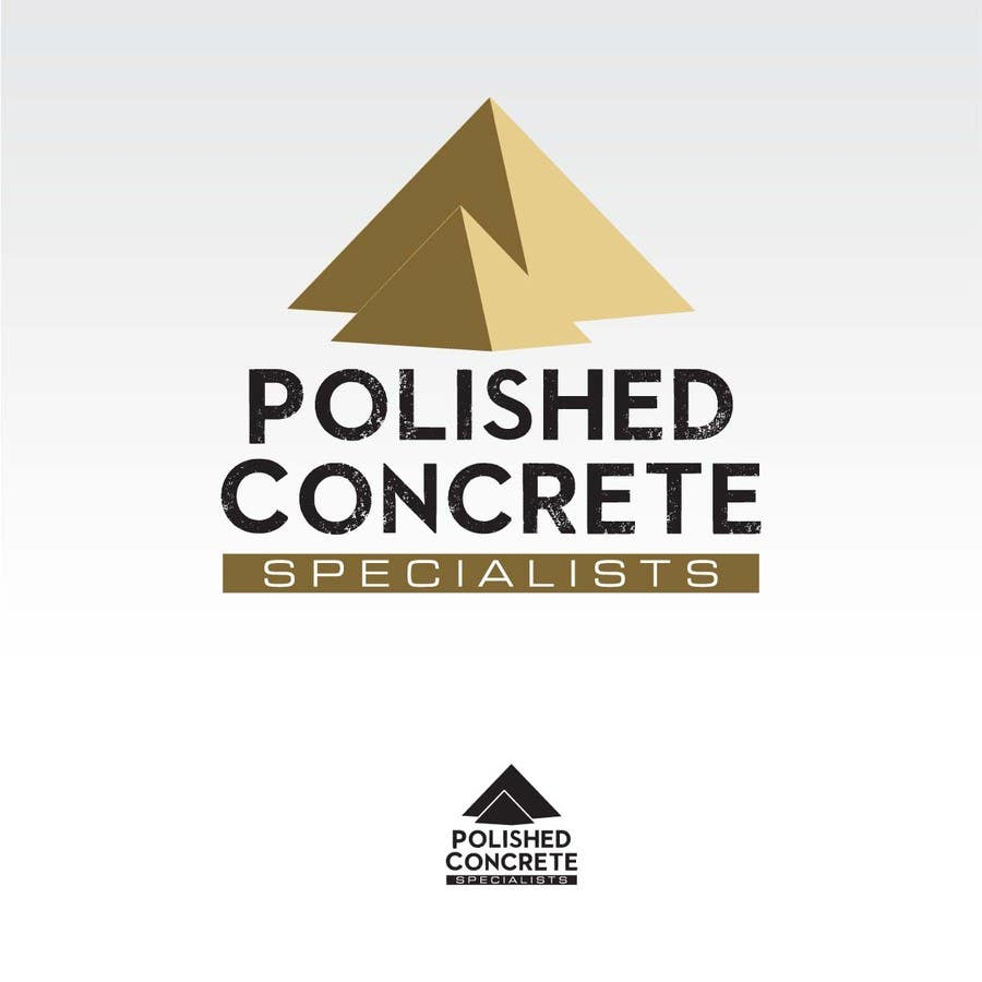 Bài tham dự cuộc thi #                                        132                                      cho                                         Logo Design for Polished Concrete Specialists