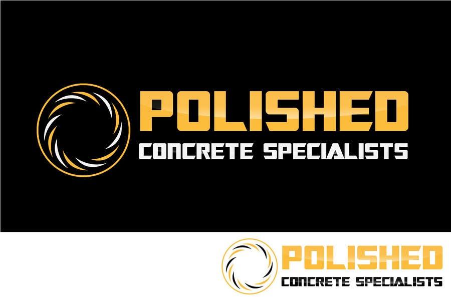 Bài tham dự cuộc thi #                                        139                                      cho                                         Logo Design for Polished Concrete Specialists