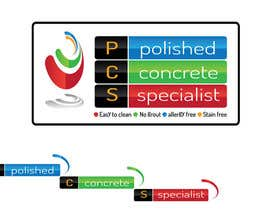 #119 for Logo Design for Polished Concrete Specialists by vineshshrungare