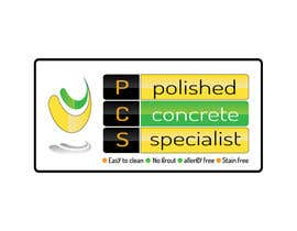 #138 for Logo Design for Polished Concrete Specialists by vineshshrungare