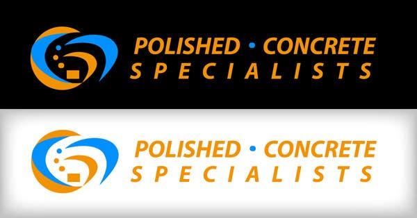 Bài tham dự cuộc thi #                                        46                                      cho                                         Logo Design for Polished Concrete Specialists