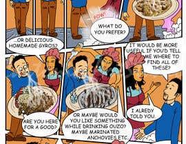 #26 для 1 page comic design от NikArtStudio