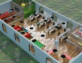 #8 for I want an office space designed af Thilantropic