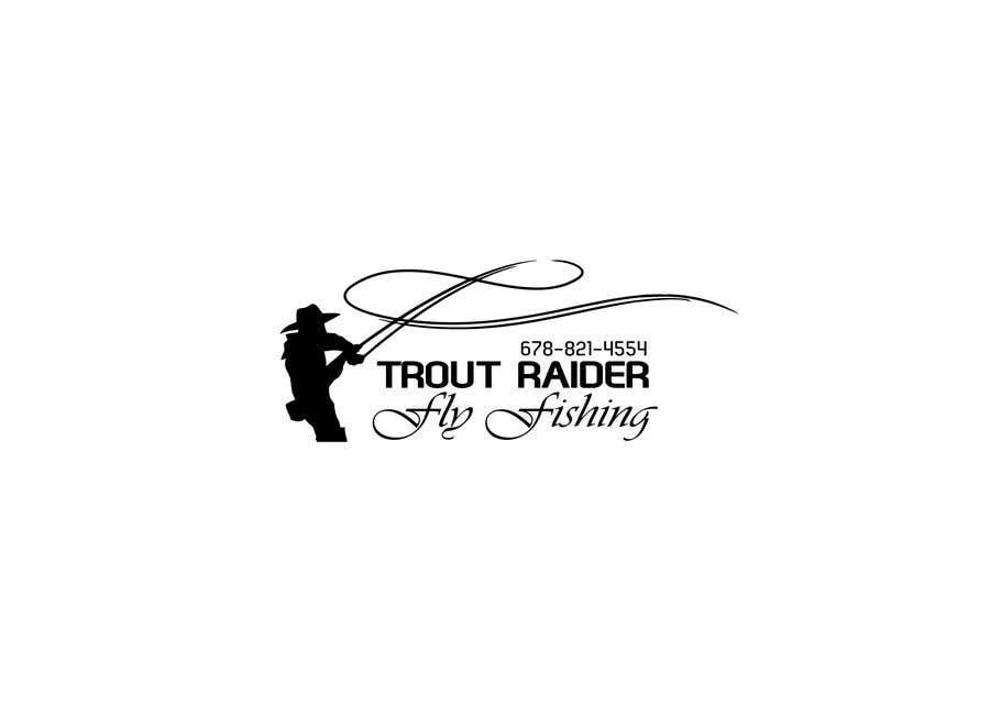 Kilpailutyö #48 kilpailussa TroutRaider Fly Fishing