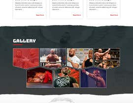 #32 for Update a design for a website by nsrn7