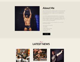 #37 for Update a design for a website by Nibraz098