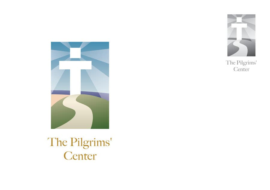 Kilpailutyö #                                        42                                      kilpailussa                                         Logo Design for a Pilgrimage / Catholic Travel Company