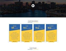 #4 para Desarrollo de un sitio web para hotel pequeño. de faysalahmed1888