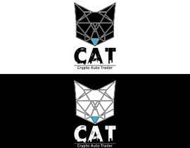#90 for Design A Geometric Cat Face as part of a logo by jslavko