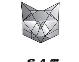 #24 for Design A Geometric Cat Face as part of a logo by taseenabc