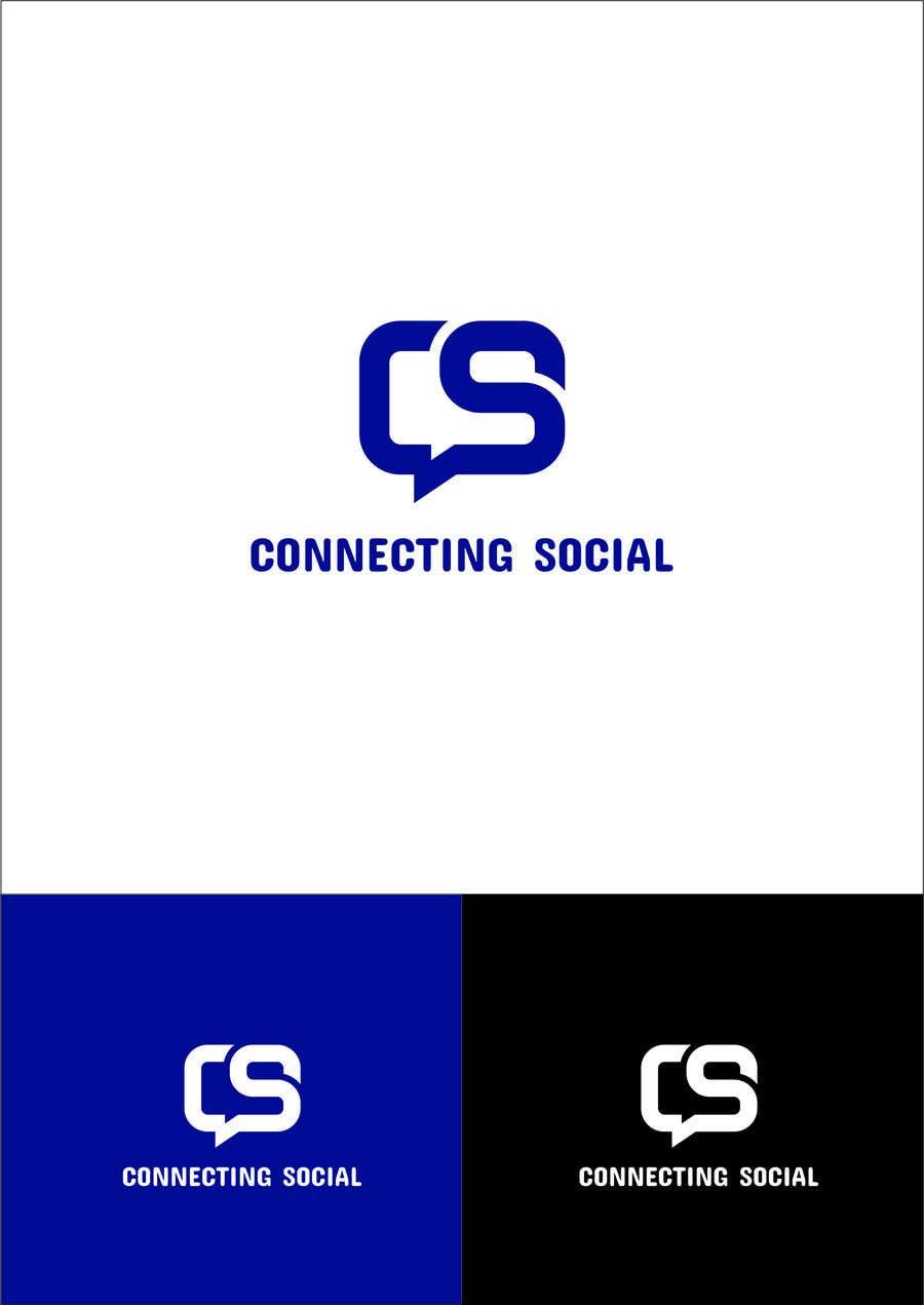 Kilpailutyö #51 kilpailussa Logo: Connecting Social