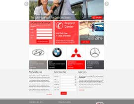 #10 para Index Redesign & UI for http://halifaxautoloans.ca/html/ por livebillal