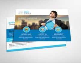 nº 56 pour Marketing postcard par zaidur101