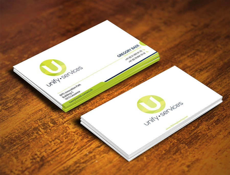 Entry 24 by gohardecent for fresh minimalistic business cards contest entry 24 for fresh minimalistic business cards colourmoves
