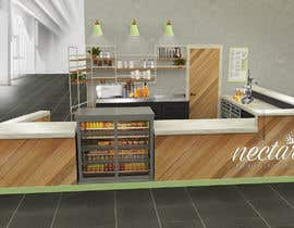 #9 for Juice bar concept design 2 by PelinsuB