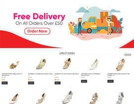 Nro 28 kilpailuun Free Delivery Banner for our website käyttäjältä ajmal32150