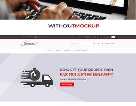 #17 for Free Delivery Banner for our website by dipupaul0101