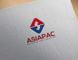 #210 for Asiapac logo by orchitech67