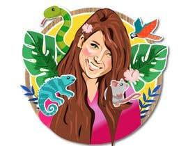 #13 cho Cartoonized Logo for Website bởi MiissLouty1