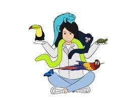 #8 untuk Cartoonized Logo for Website oleh FinoDesignINK