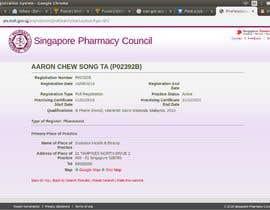 Nro 6 kilpailuun List of Professional from Pharma Council käyttäjältä Praveensrp