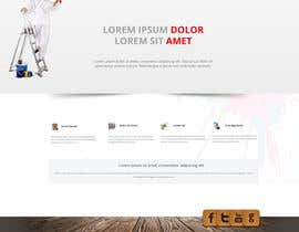 nº 5 pour Website Design and programming for Painter Company par webgik