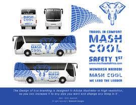 #2 cho Need a Complete Design for Bus Branding bởi matrix3x