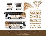 Bài tham dự #3 về Graphic Design cho cuộc thi Need a Complete Design for Bus Branding