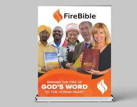 #28 for FireBible Retractable Bannyer by malekhossain1000