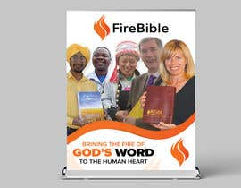 #30 for FireBible Retractable Bannyer by malekhossain1000