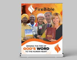 #32 for FireBible Retractable Bannyer by malekhossain1000