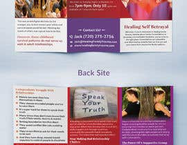 #40 for create a trifold flier for my healing codependency group by graphicshero