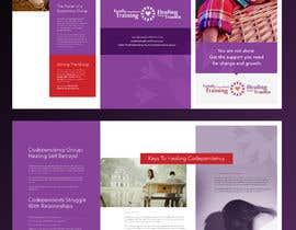 #32 for create a trifold flier for my healing codependency group by MeBidisha