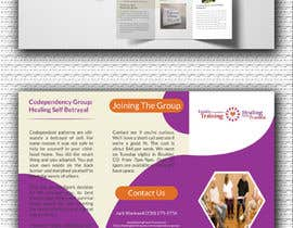#31 для create a trifold flier for my healing codependency group от Anam827642