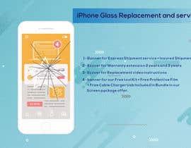 Nro 46 kilpailuun Ecover and banner for iPhone Replacement screen service käyttäjältä mannahits
