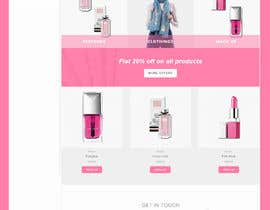 nº 8 pour Design A Mock Up Wordpress Homepage/Webdesigner CSS Expert par sharifkaiser