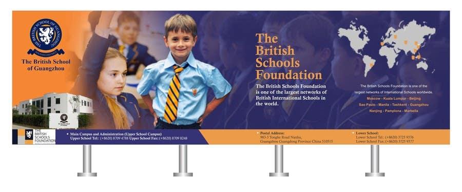 Bài tham dự cuộc thi #4 cho Advertisement Design for a Non-profit Education Foundation