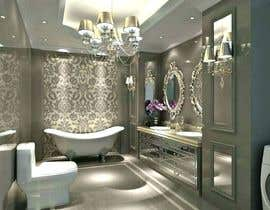 #44 for Luxury bathroom design - 1 by designerjayanta