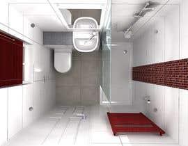 Nro 18 kilpailuun Luxury bathroom design - 1 käyttäjältä ebrahim0177922