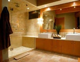 #26 for Luxury bathroom design - 1 af ebrahim0177922