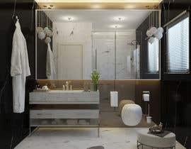 #20 for Luxury bathroom design - 2 af ssquaredesign