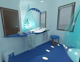 #21 for Luxury bathroom design - 2 af nabech